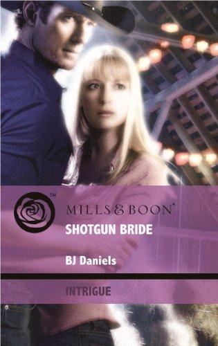9780263882414: Shotgun Bride (Mills & Boon Intrigue)