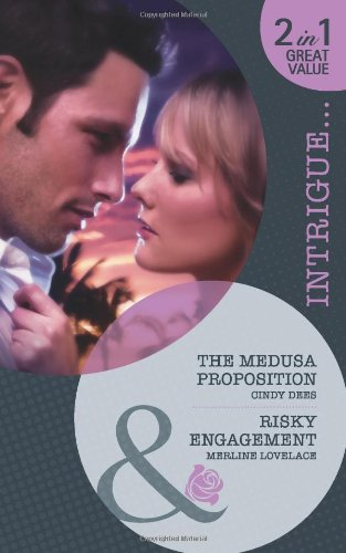The Medusa Proposition & Risky Engagement (Mills & Boon Intrigue) (0263885321) by Dees, Cindy; Lovelace, Merline