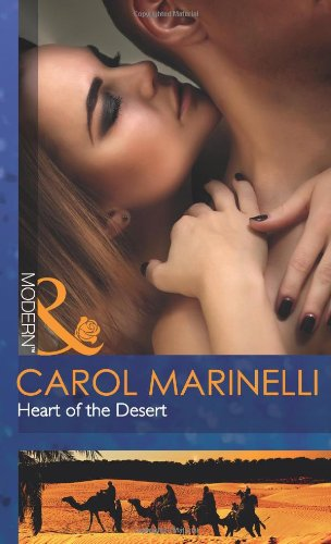 9780263886726: Heart of the Desert (Mills & Boon Modern)