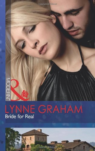 9780263886764: Bride for Real (Mills and Boon Modern)