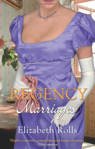 9780263887402: Regency Marriages