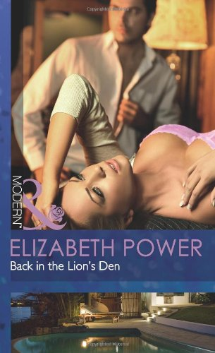 9780263890426: Back in the Lion's Den (Mills & Boon Modern)