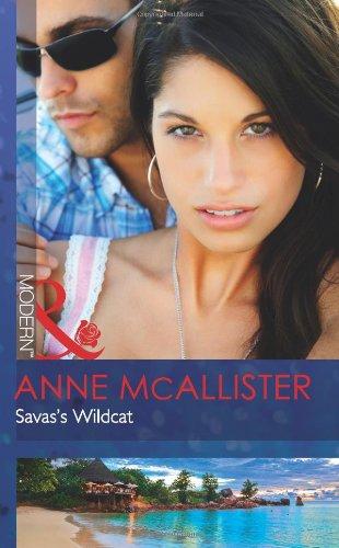 9780263890495: Savas's Wildcat (Mills and Boon Modern)
