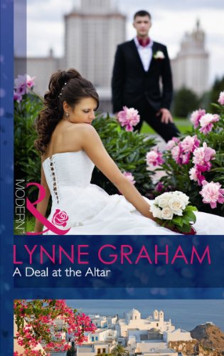 9780263890563: A Deal at the Altar (Mills and Boon Modern)