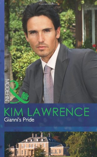 9780263890587: Gianni's Pride (Mills and Boon Modern)