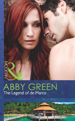 9780263890600: The Legend of De Marco (Mills and Boon Modern)