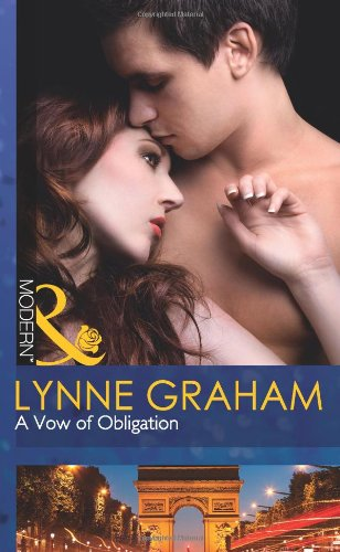 9780263890662: Vow of Obligation (Mills & Boon Modern)