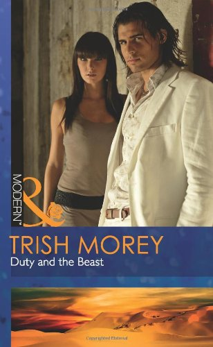 9780263890716: Duty and the Beast (Desert Brothers, Book 1) (Modern)