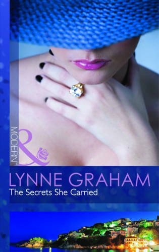 9780263890860: Secrets She Carried (Mills and Boon Modern)