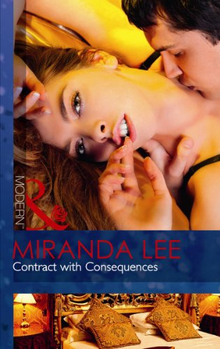 9780263890969: Contract with Consequences (Mills & Boon Modern)