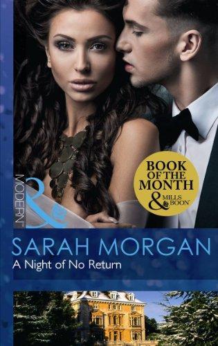 9780263891263: Night of No Return