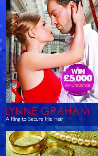9780263891362: A Ring to Secure His Heir (Mills & Boon Modern)