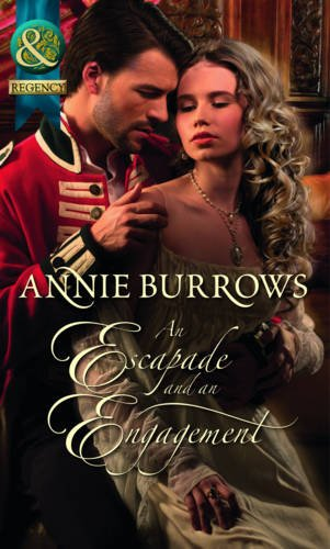 9780263892529: An Escapade and an Engagement (Mills & Boon Historical)