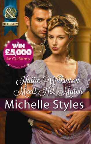 9780263892772: Hattie Wilkinson Meets Her Match (Mills & Boon Historical)