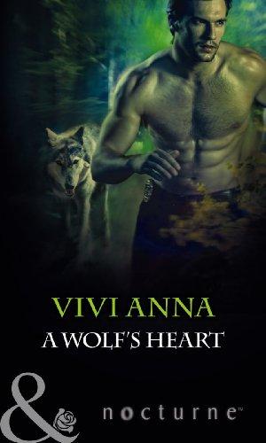 9780263896107: A Wolf's Heart. Vivi Anna (Mills & Boon Nocturne)