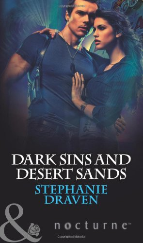 9780263896220: Dark Sins and Desert Sands
