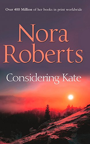9780263896657: Considering Kate (Stanislaskis)