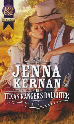 9780263898101: The Texas Ranger's Daughter (Mills & Boon Historical)