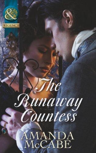 9780263898484: The Runaway Countess