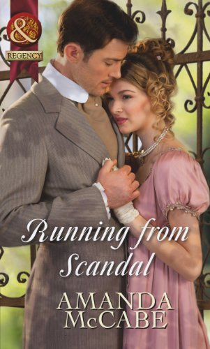 9780263898675: Running from Scandal