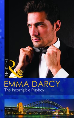 9780263899719: The Incorrigible Playboy (The Legendary Finn Brothers, Book 1)