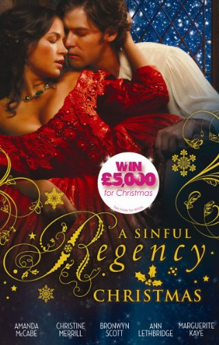 9780263902365: A Sinful Regency Christmas (Mills & Boon Special Releases)