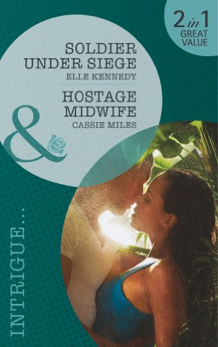 9780263903522: Soldier Under Siege / Hostage Midwife