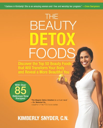 9780263905304: The Beauty Detox Foods
