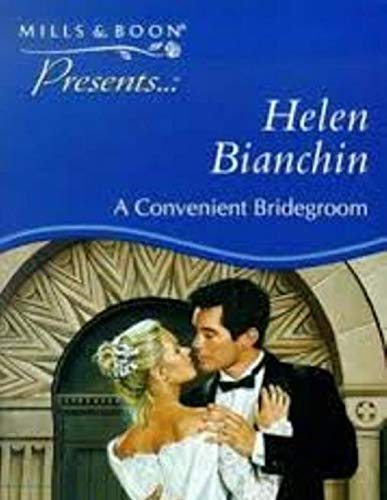 A Convenient Bridegroom (Mills & Boon Vintage: Mills & Boon