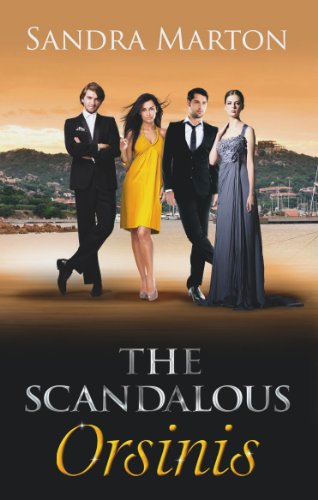9780263907278: Scandalous Orsinis (Mills & Boon Special Releases)