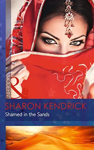 9780263908237: Shamed in the Sands
