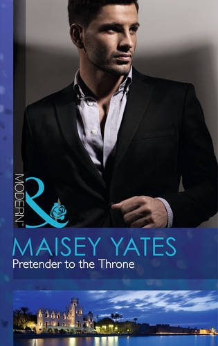9780263908336: Pretender to the Throne