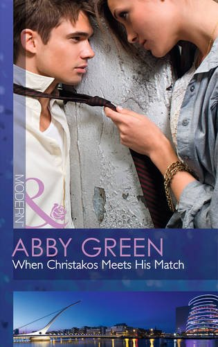 When Christakos Meets His Match (Blood Brothers,: Green, Abby