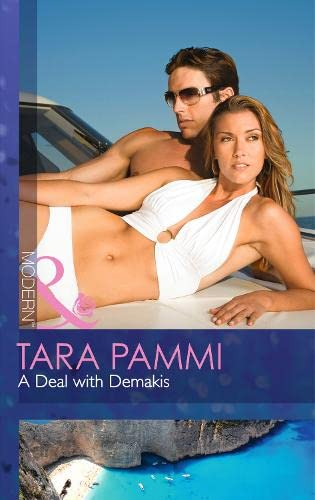 9780263908763: A Deal with Demakis (Mills & Boon Modern)