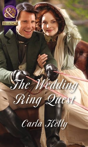The Wedding Ring Quest (Mills & Boon: Kelly, Carla
