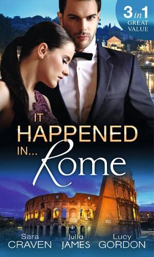9780263912197: It Happened in Rome