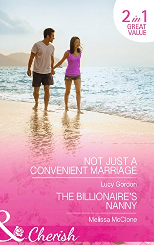 9780263913064: Not Just a Convenient Marriage (Mills & Boon Cherish)