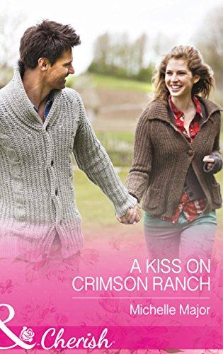 9780263913095: A Kiss on Crimson Ranch (Mills & Boon Cherish)