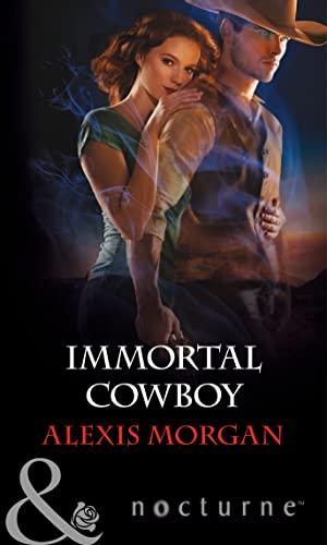 9780263913910: Immortal Cowboy (Mills & Boon Nocturne)