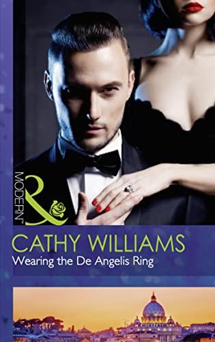 9780263915761: Wearing The De Angelis Ring