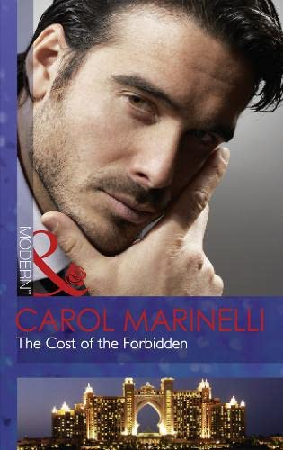 9780263915778: The Cost of the Forbidden