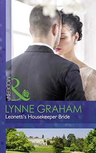 9780263915839: Leonetti's Housekeeper Bride