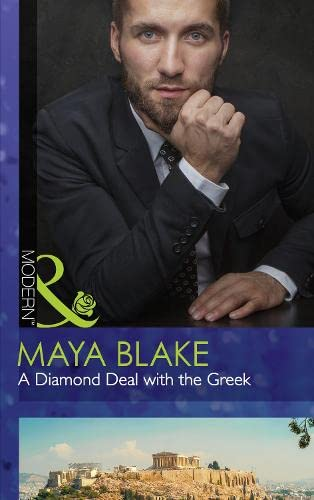 9780263916041: A Diamond Deal With The Greek