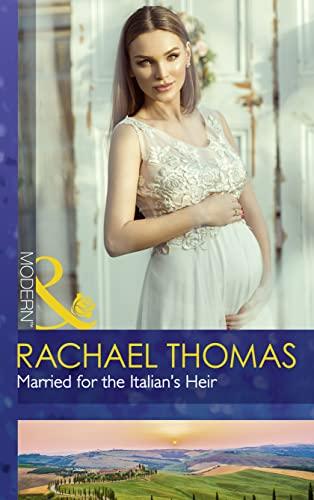 9780263916614: Married for the Italian's Heir
