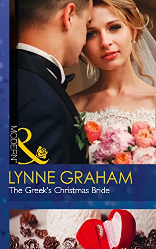 9780263916652: The Greek's Christmas Bride (Christmas with a Tycoon, Book 2)