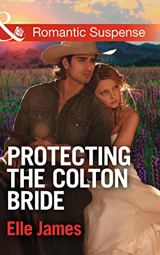 9780263917482: Protecting the Colton Bride (Mills & Boon Largeprint Romance)