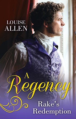 9780263917611: A Regency Rake's Redemption