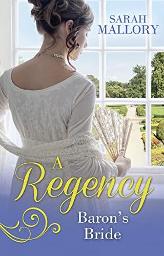 9780263917673: A Regency Baron's Bride
