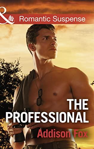9780263918014: Professional (Mills & Boon Romantic Suspense)