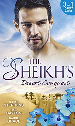 The Sheikh's Desert Conquest: Grace, Carol, Dayton,